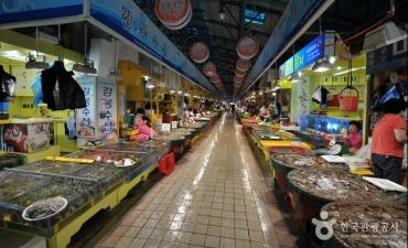 Pasar Ikan Incheon