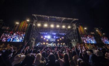Malam yang Menenangkan dengan Alunan Jazz di Festival Jazz Jarasum 2018