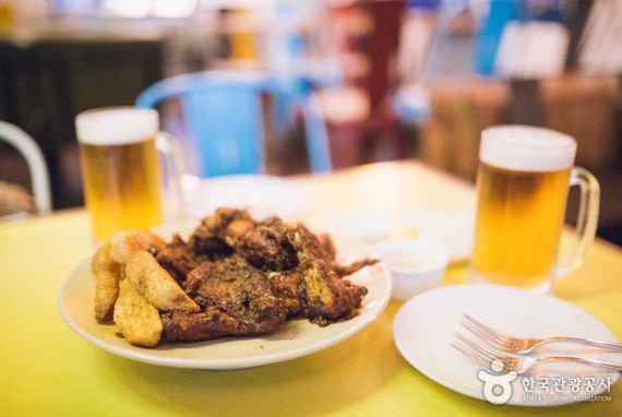 Restoran Oksang Dalbit