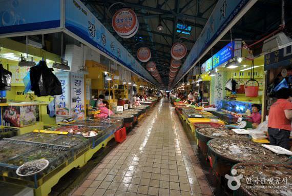 Komplek Pasar Ikan Incheon