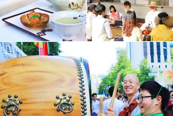 Program Pengalaman Buddha di Jalan!