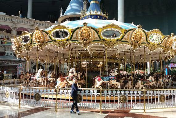 Lotte World, Taman Hiburan Ramah Muslim