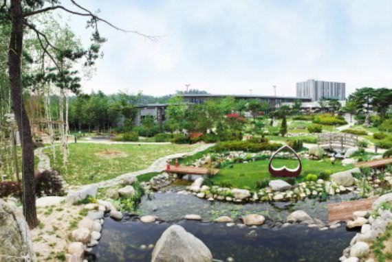 Area Pelayanan Ramah Lingkungan Deokpyeong