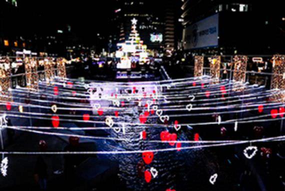 Menikmati Hari Natal di Seoul!