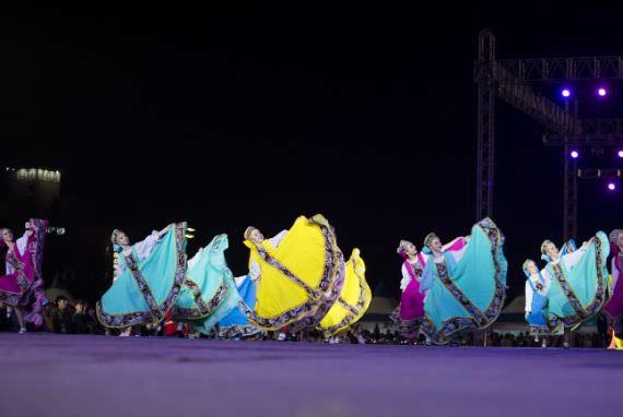 Karnaval Tari Wonju Kembali di Musim Dingin Kali ini!