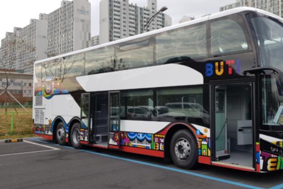 Pariwisata Populer Kota Busan Dapatkan Bus-Bus Tingkat Baru!