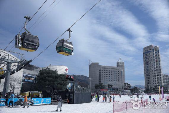 Resort Ski Taman Phoenix