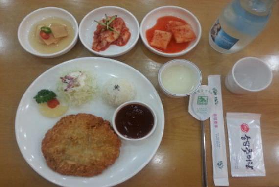 Restoran Songdam Chueotang - Cabang Sinchon