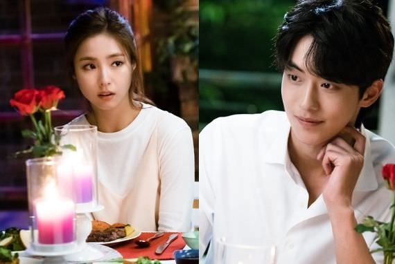Shin Se Kyung dan Nam Joo Hyuk Makan Malam Romantis di Teaser 'Bride of the Water God'