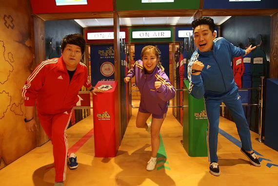 Pacu Adrenalinmu dengan Menyelesaikan Misi di 'Running Man Experience Hall'