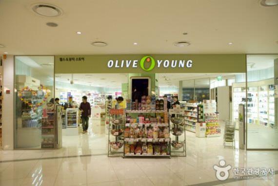 Toko Kesehatan Oliver Young (Cabang Times Square Shinsegae)
