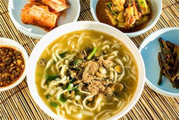 Masakan yang Direkomendasikan di Pulau Ulleung-do