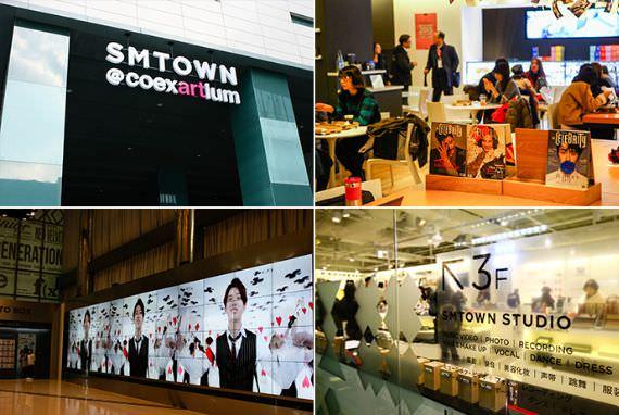 SM Town@COEX Artium