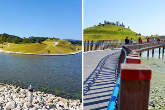 Taman Danau Suncheon