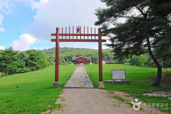 Gimpo Jangneung [Warisan Dunia UNESCO]