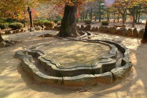 Gyeongju Poseokjeongji (Paviliun Poseokjeong)