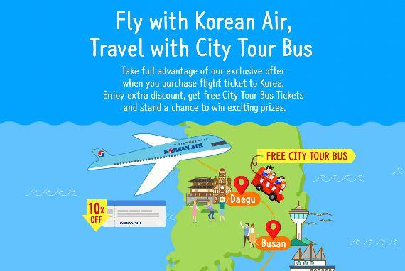 City Tour Gratis untuk FIT dari Asia Tenggara