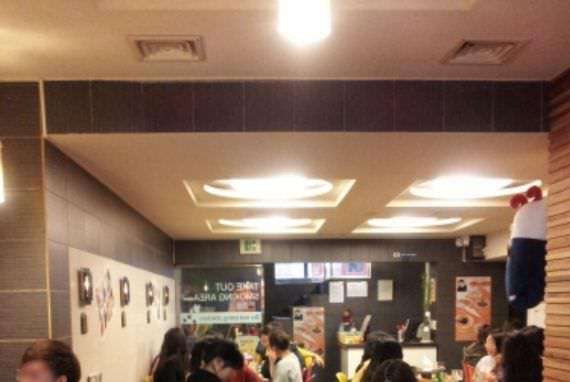Restoran Chikibaitu (Chickyx2) - Cabang Utama Universitas Wanita Ewha