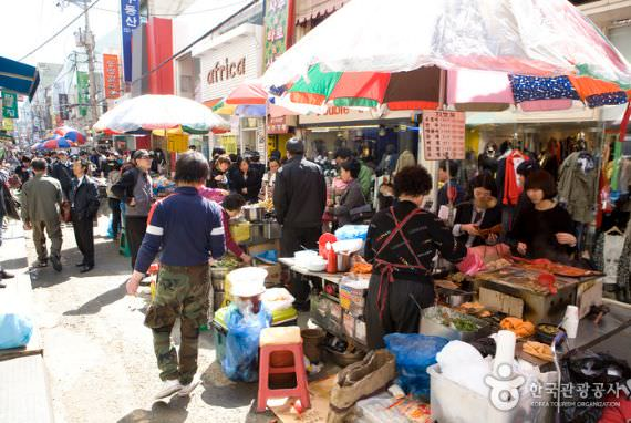 Food Street Gwangbokdong