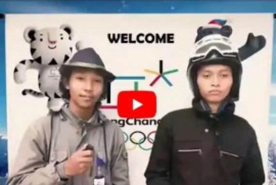 Top 10 Video EVENT - Kompetisi Video Semarak PyeongChang 2018 (part 5)