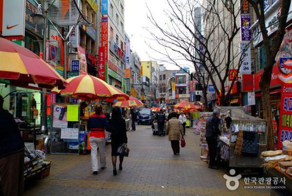 Gwangbok-dong Cultural & Fashion Street