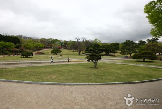 Taman Daegu Dalseong