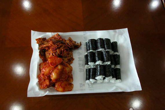 Restoran Ttungbo Halmae Gimbap