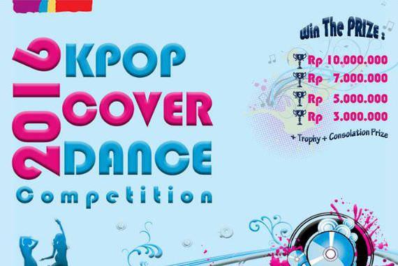 Inilah 5 Finalis K-Pop Cover Dance 2016 untuk Korea Festival 2016