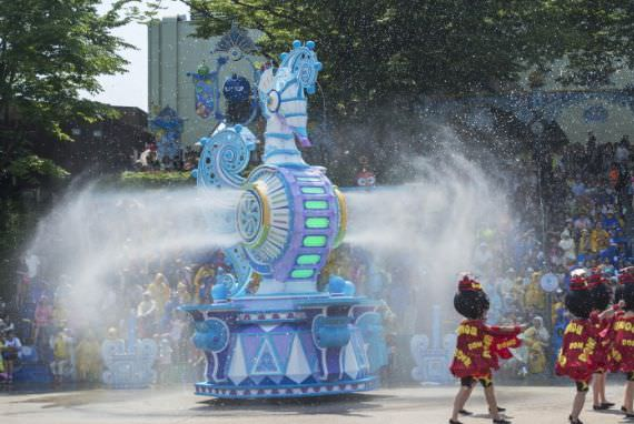 Festival Taman Air Everland Summer