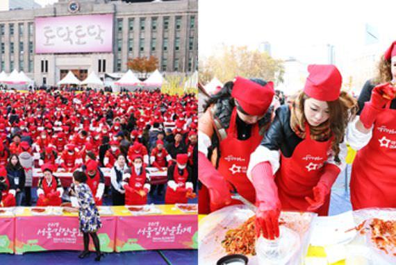 Buat Kimchi Sendiri dalam Acara Gimjang yang Masuk Daftar UNESCO