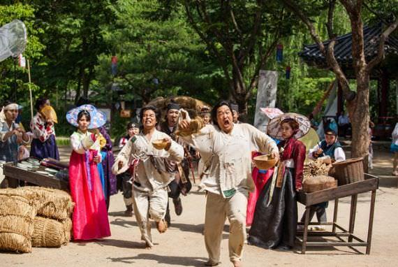 "Kembali ke Masa Joseon, Dibukanya ""Selamat Datang di Joseon"""
