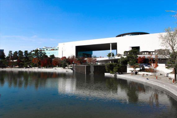 Tempat Foto Terbaik dan Tersembunyi di Seoul: Museum Nasional Korea