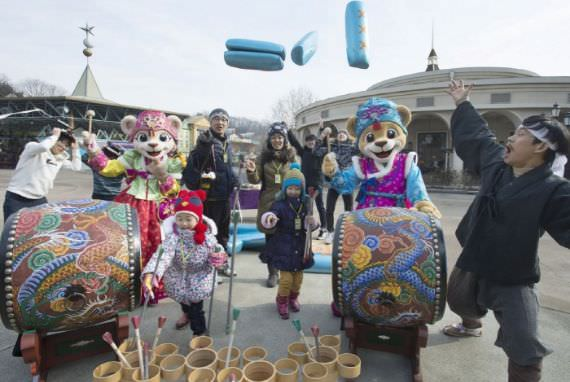 Festival Kebudayaan Seollal Hanmadang