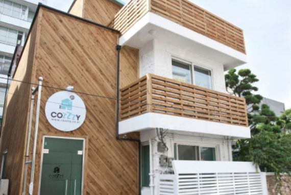 Cozzzy Guest House