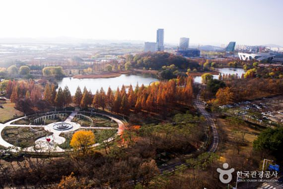 Taman Danau Ilsan