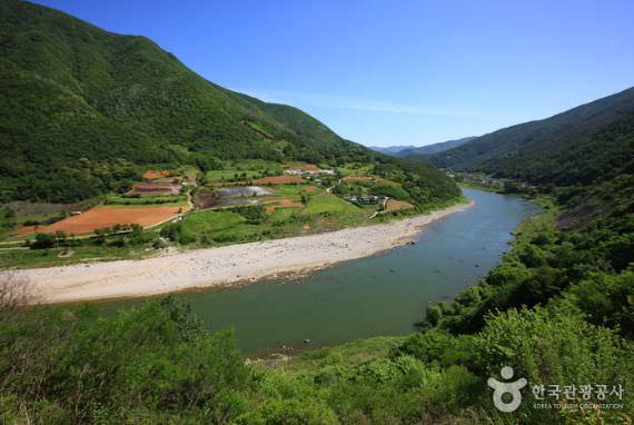 Sungai Donggang (Jeongseon)