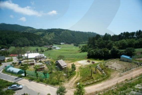 Daegwallyeong Snow Town