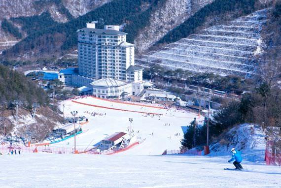 Operasional Tur Kota Chuncheon Spesial Musim Dingin