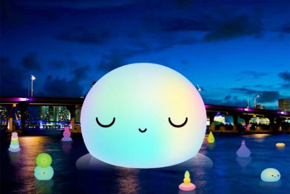 Bulan Purnama Mengapung di Danau Seokchonhosu Jamsil!