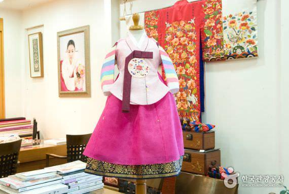 Hansoonrye (Toko Pembuatan Hanbok)