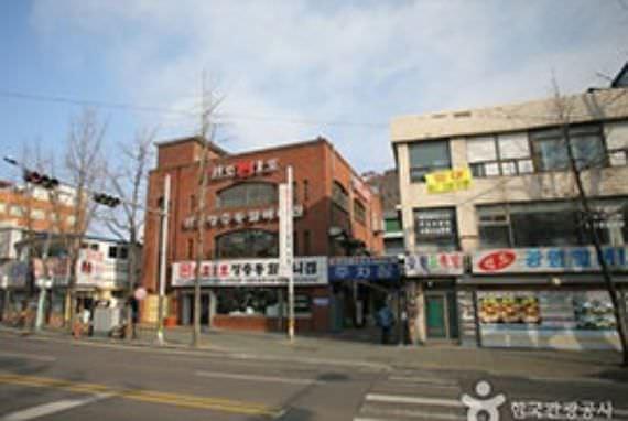Jangchungdong Jokbal Alley, Seoul