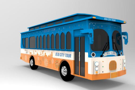 Bus Wisata Kota Jeju Terbaru Beroperasi Sejak November!