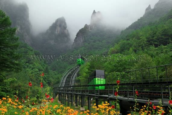 Hwanseon Valley