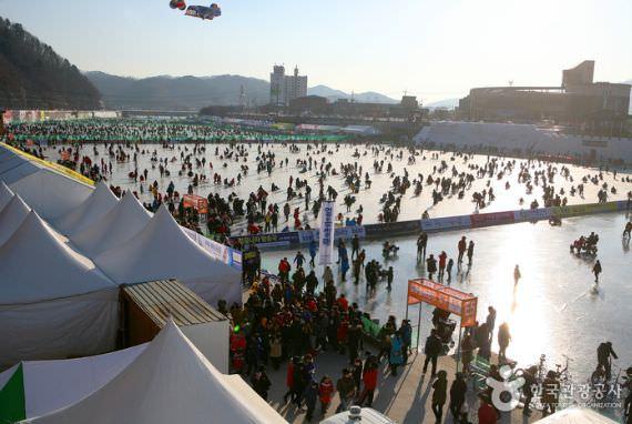 Festival Es Sancheoneo Hwacheon