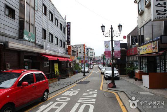 Jalan Gaehangjang (Area Pelabuhan Terbuka)