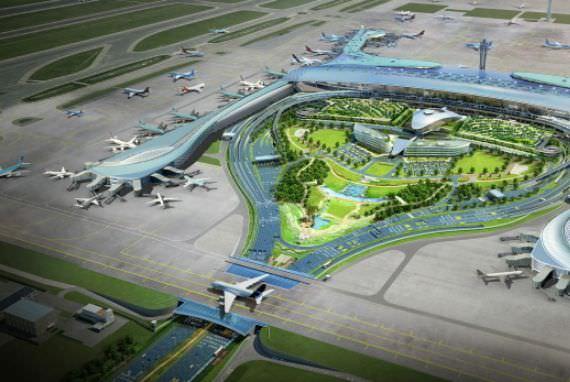 Terminal 2 untuk Penumpang Bandara Internasional Incheon Dibuka 18 Januari