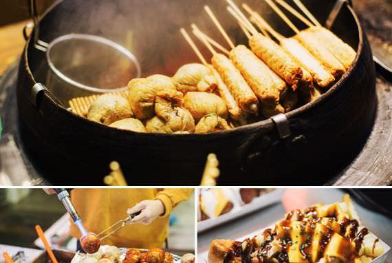 Surga Jajanan Kaki Lima! Pasar Kkangtong & Jalan Budaya BIFF Square
