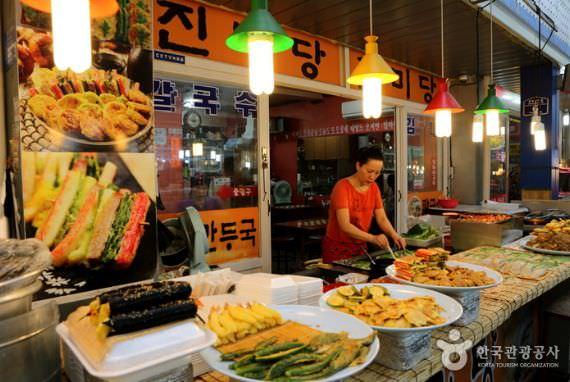 Pasar Wonju Jungang
