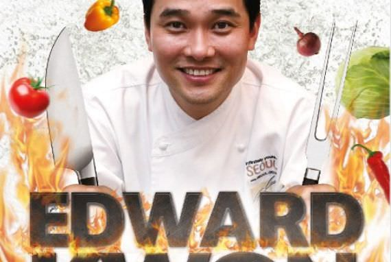 Chef Edward Kwon Siap Laksanakan Misi di Jakarta