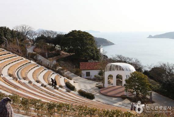 Jangsado Sea Park